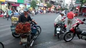 Motos à HCMC