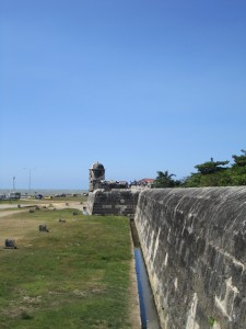 Fortification de Cartagena