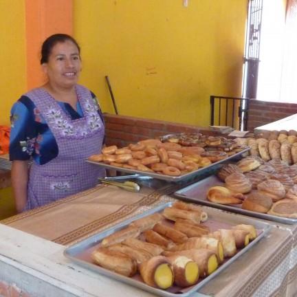 Amelia et sa boulangerie