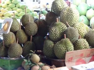Durians...