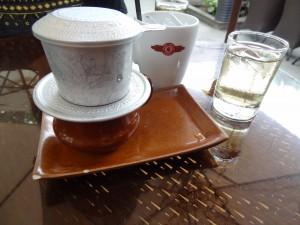 Ca phe sua da - café vietnamien traditionnel