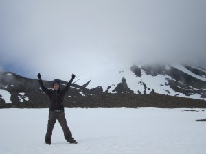 Mont Ngauruhoe aka Mount Doom