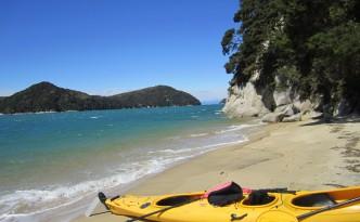 Kayaking @ Abel Tasman