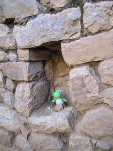 Même les Incas vénéraient Yoshi!