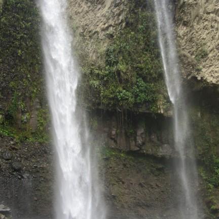 Cascada de Agoyán