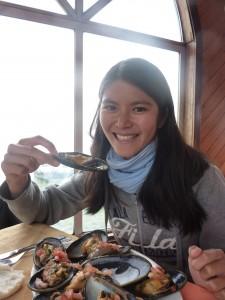 Moules à Chiloe