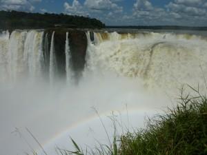 Rainbow @ Iguazu