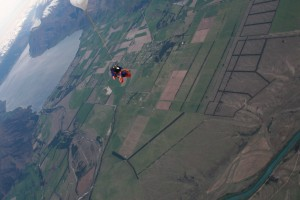 Skydiving @ Wanaka