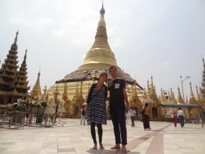 Laluce @ Shwedagon Paya