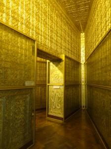 Couloir doré