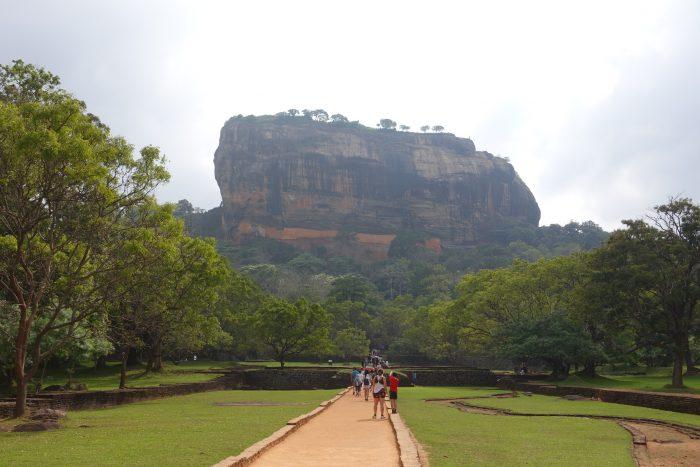 Sigiriya - Lion's Rock