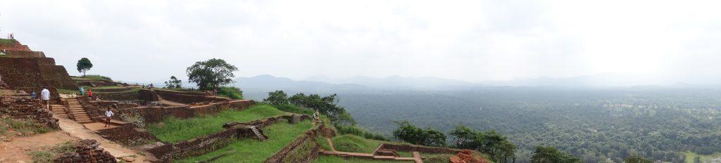 Sigiriya summit