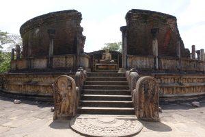 Le temple rond de Vatadage
