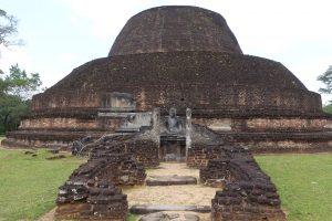 La stupa Pabalu Vehera