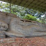 Buddha couché