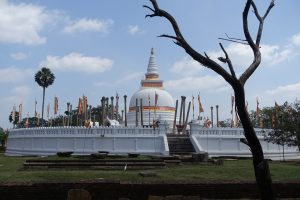 Thuparamaya dagoba décorée