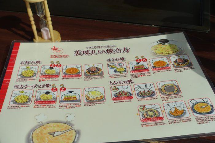 Comment faire cuire un okonomiyaki?