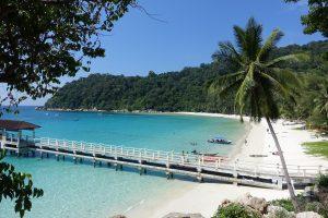 La même plage sous le soleil
