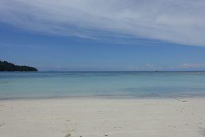 Le calme plat de Flora Bay