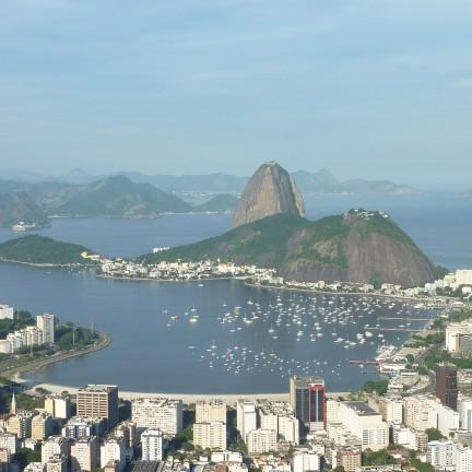 Vue sur Rio