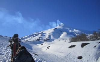 Montée du Volcan Villarica