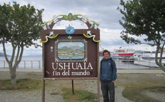 Ushuaia fin del mundo