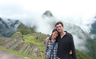 Laluce @ Machu Picchu